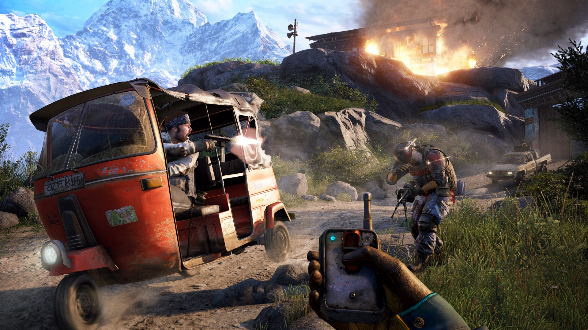 Far Cry 4 (Uplay key) @ RU