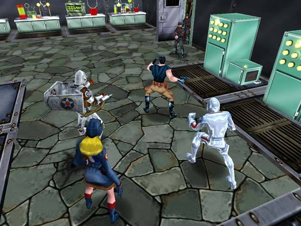 Freedom Force vs. the Third Reich (Steam key) @ RU