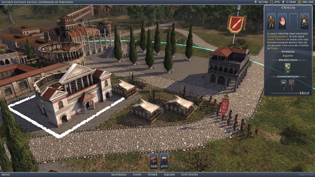 Grand Ages: Rome (Steam key) @ RU