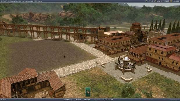 Grand Ages: Rome - Reign of Augustus (Steam key) @ RU