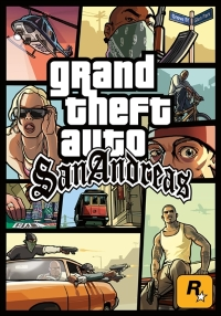 Grand Theft Auto: San Andreas (Steam key) @ RU