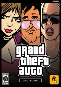 Grand Theft Auto: The Trilogy (Steam key) @ RU