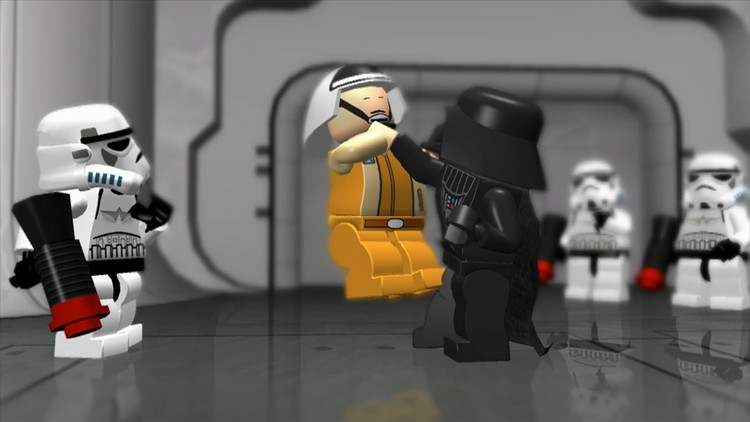 LEGO Star Wars: The Complete Saga (Steam key) @ RU