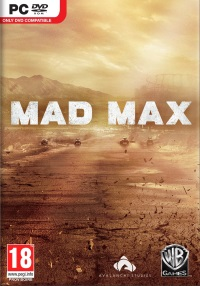 Mad Max (Steam key) @ RU