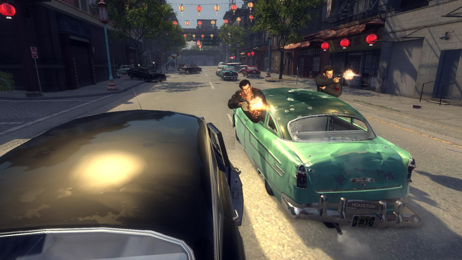 Mafia II (Steam key) @ RU