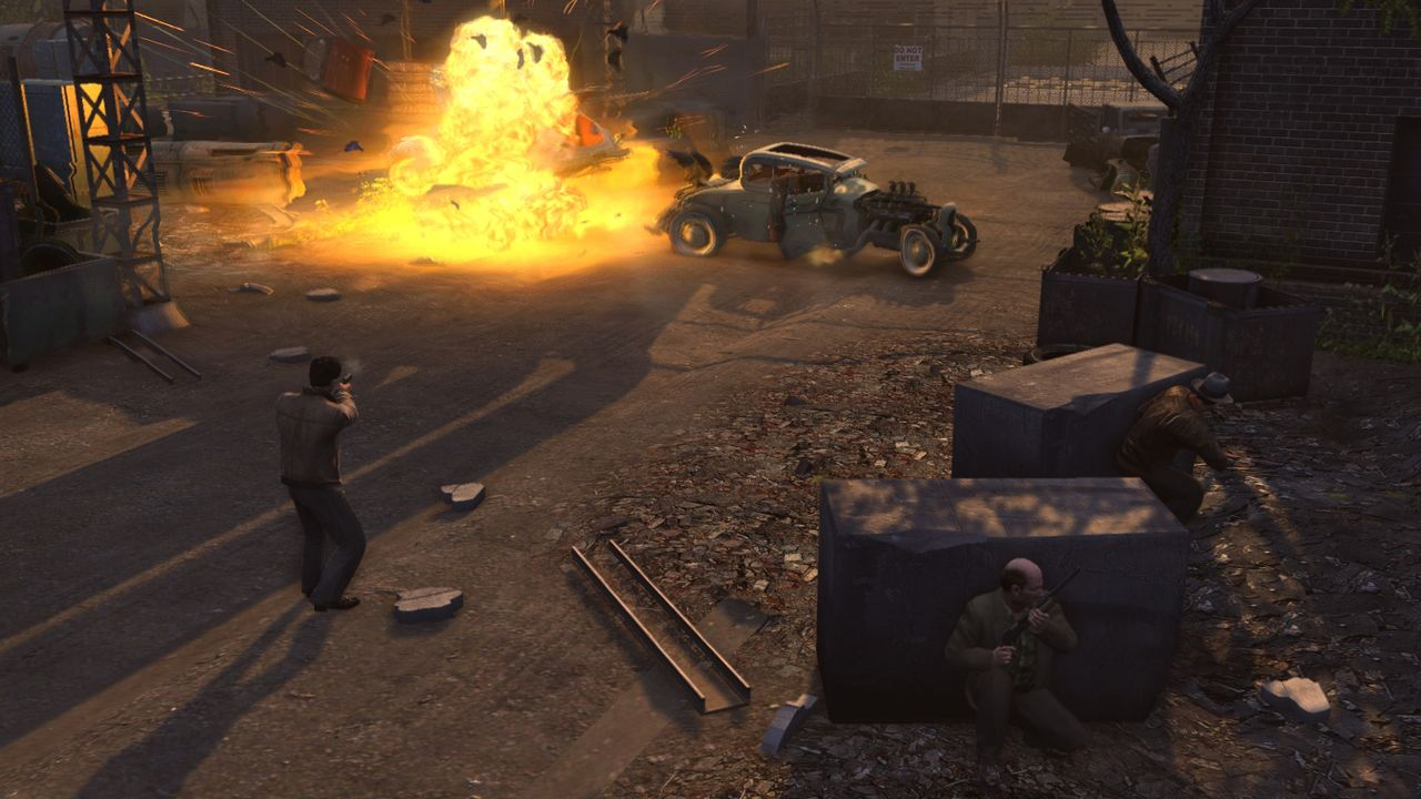Mafia II DLC - Greaser Pack (Steam key) @ RU