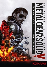 METAL GEAR SOLID V: The Definitive Experience @ RU