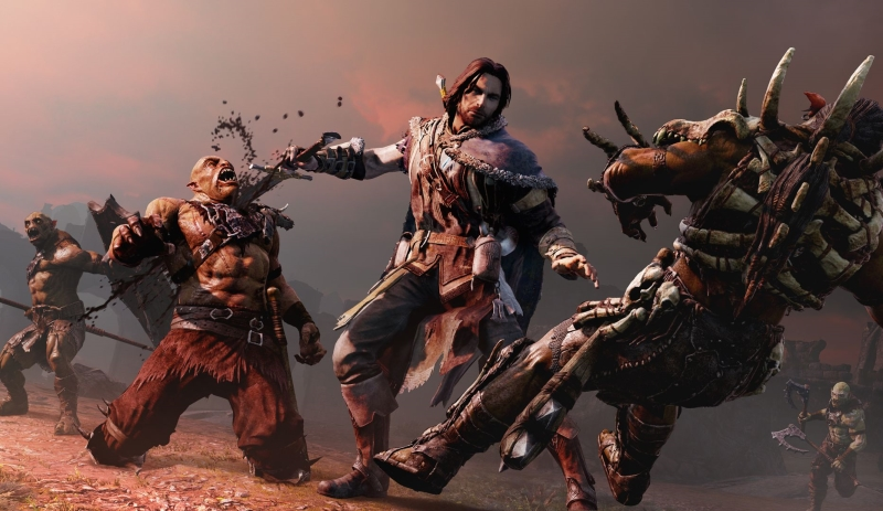 Middle-earth Shadow of Mordor GOTY Upgrade @ Reg free