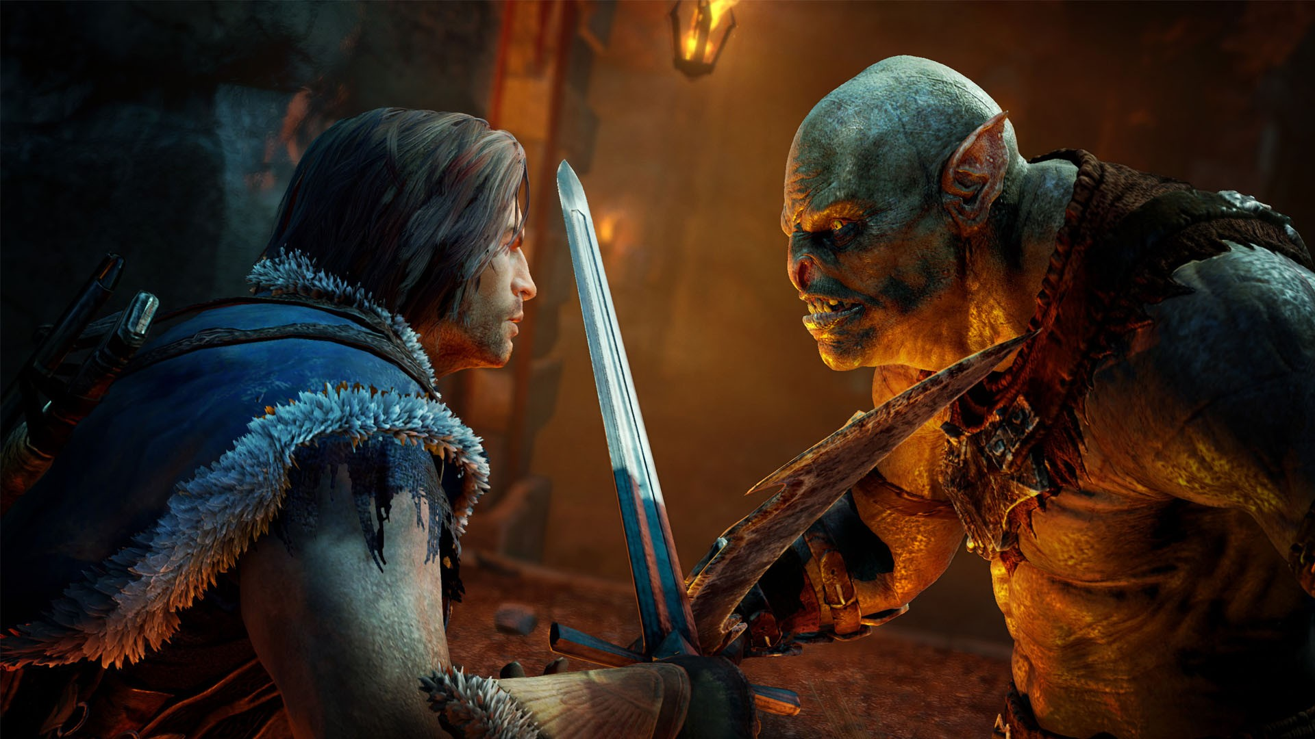 Middle-earth: Shadow of Mordor GOTY @ Region free