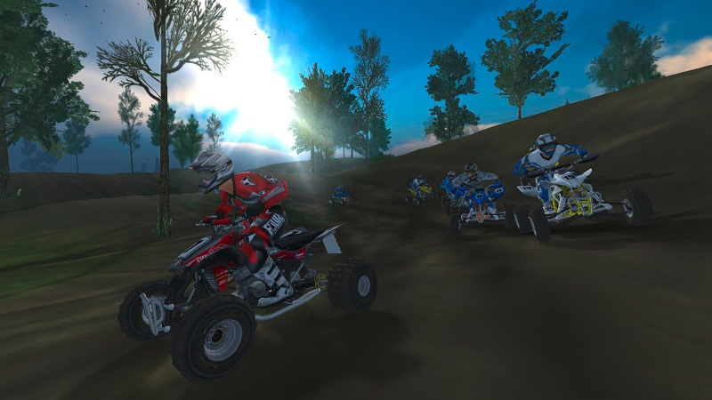 MX vs. ATV Unleashed (Steam key) @ RU