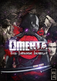 Omerta City of Gangsters - The Japanese Incentive @ RU