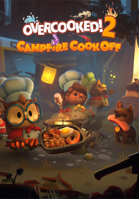 Overcooked 2! Campfire Cook Off (Steam) @ Region free