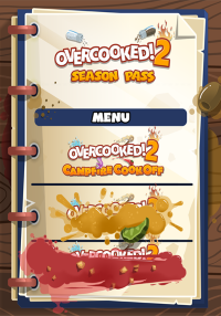 Overcooked! 2 Season Pass (Steam key) @ RU