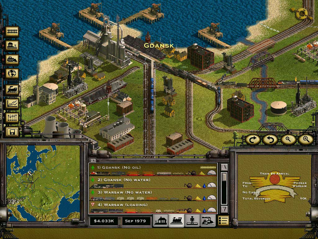 Railroad Tycoon Collection (Steam key) @ RU