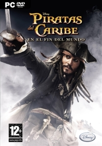 Pirates of the Caribbean: At World´s End @ Region free