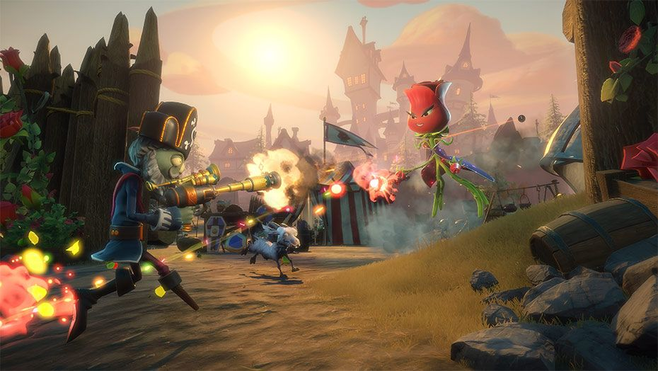 PLANTS VS ZOMBIES GARDEN WARFARE 2 (Origin key) @ RU