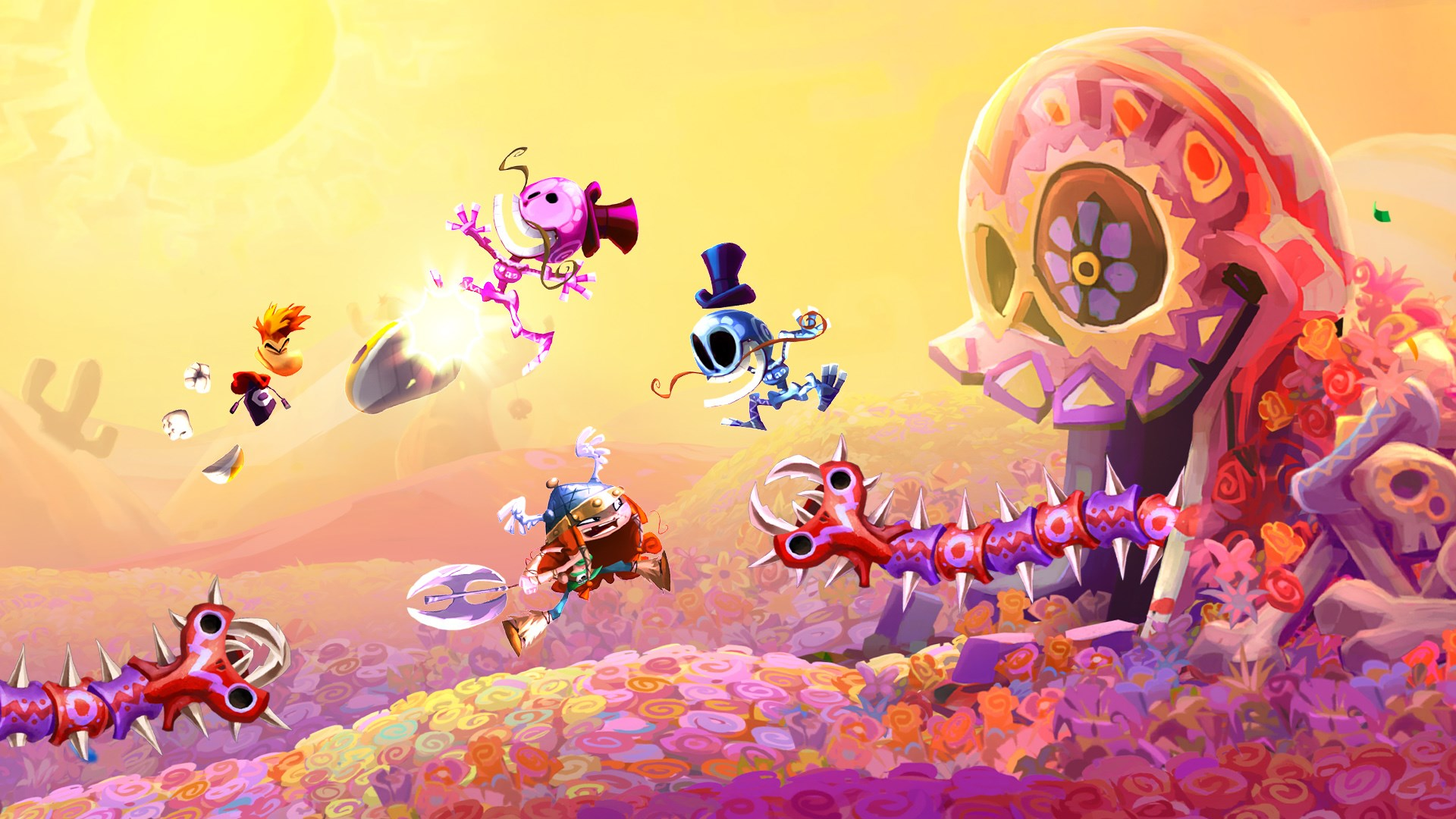 Rayman Legends (Uplay key) @ RU