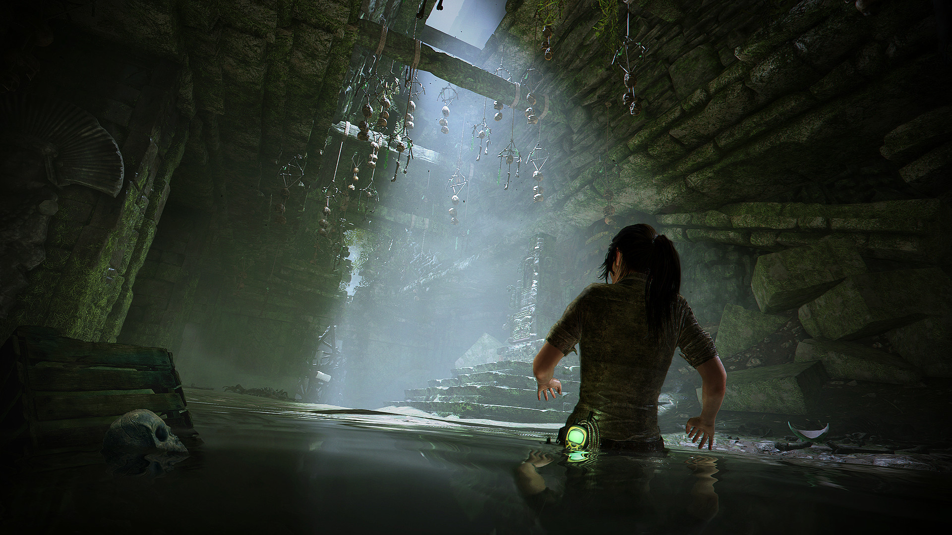 Shadow of the Tomb Raider Croft Edition (Steam) @ RU