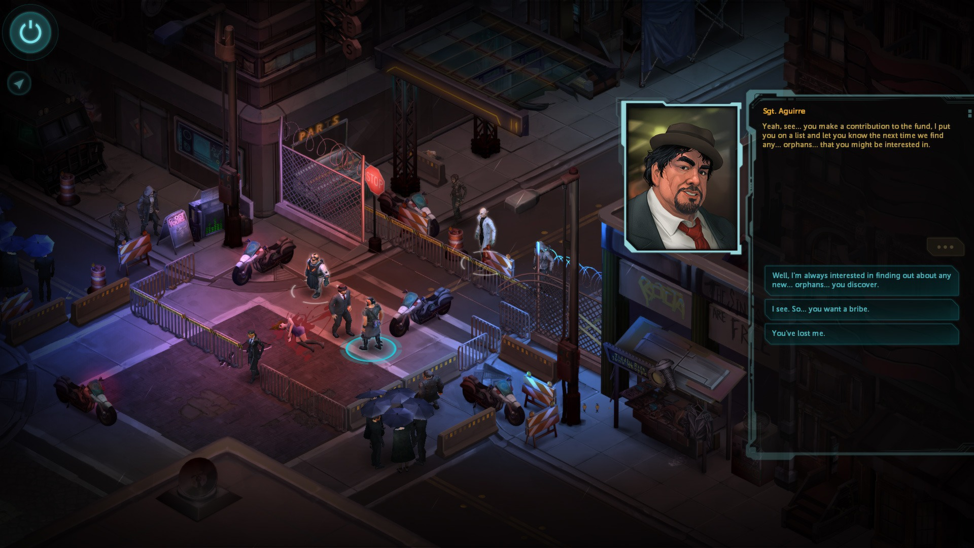 Shadowrun Returns (Steam key) @ RU