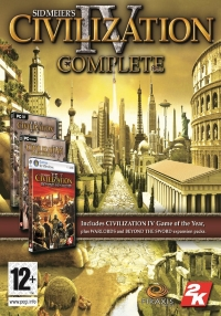 Sid Meier´s Civilization IV - Complete Edition @ RU