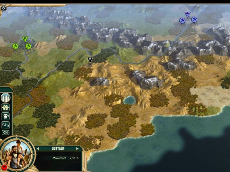 Sid Meier´s Civilization V - Placer of Continents @ RU