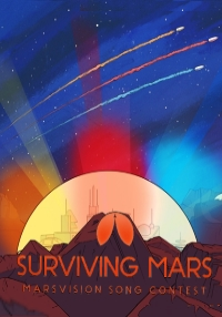 Surviving Mars: Marsvision Song Contest Steam key @ RU