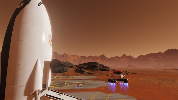 Surviving Mars: Space Race Plus (Steam key) @ RU
