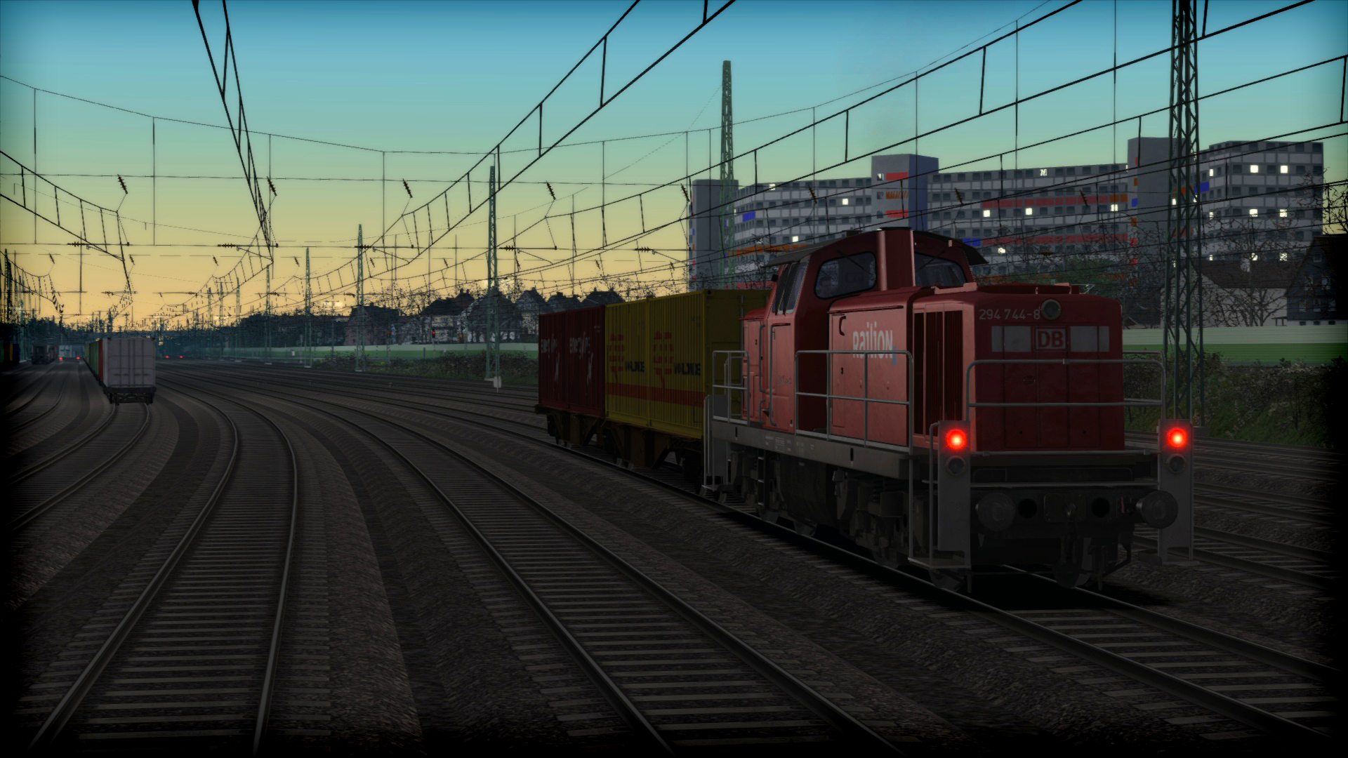 Train Simulator: Weardale Teesdale Network Route @ RU