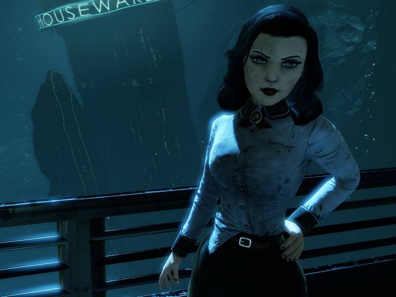 BioShock Infinite: Burial at Sea Episode 1 Steam @ RU