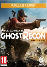 Tom Clancy Ghost Recon Wildlands Gold Edition Y2 @ RU