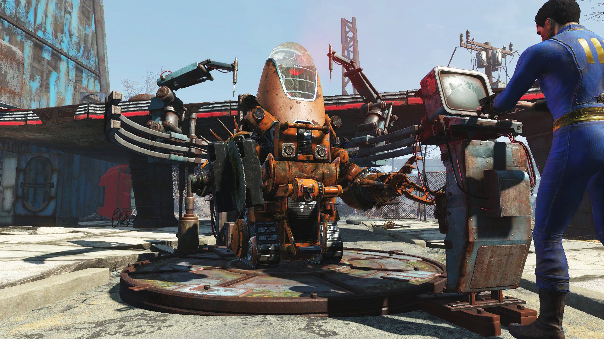 Fallout 4 - Automatron DLC (Steam key) @ RU