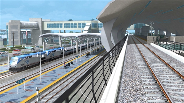 Train Simulator: Miami West Palm Beach Route @ RU