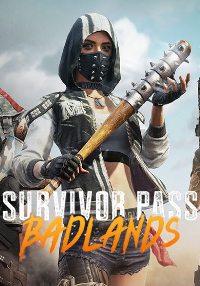 PUBG Survivor Pass: Badlands (Steam key) @ Region free