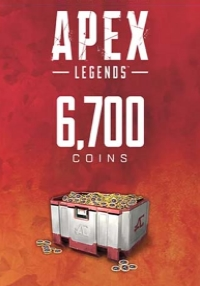Apex Legends: 6700 Coins (Origin key) -- Region free