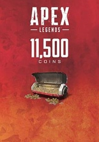 Apex Legends: 11500 Coins (Origin key) -- Region free