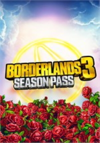 Borderlands 3 Season Pass (Epic store key) -- RU