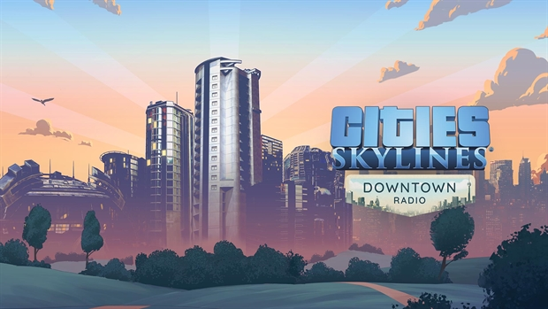 Cities: Skylines - Downtown Radio (Steam key) -- RU