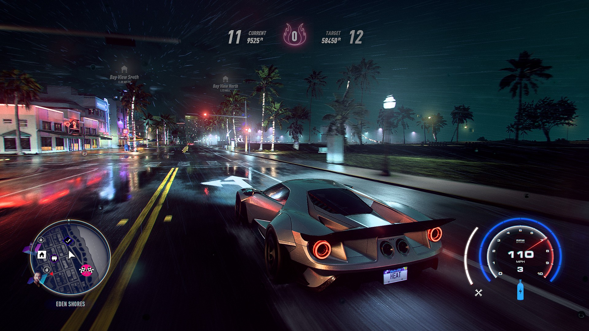 NEED FOR SPEED HEAT (Origin key) -- RU/ENG