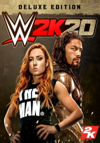 WWE 2K20 Deluxe Edition (Steam key) -- RU