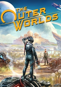 The Outer Worlds (Epic store key) -- RU