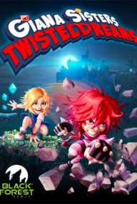 Giana Sisters: Twisted Dreams (Steam) -- Region free