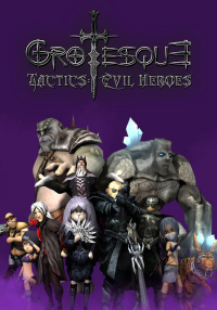 Grotesque Tactics: Evil Heroes (Steam key) -- RU