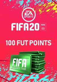 FIFA 20 ULTIMATE TEAM POINTS 100 (Origin key) -- RU