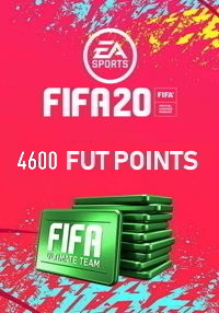 FIFA 20 ULTIMATE TEAM POINTS 4600 (Origin key) -- RU