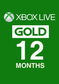 Xbox LIVE: GOLD на 12 месяцев (Microsoft key) -- RU