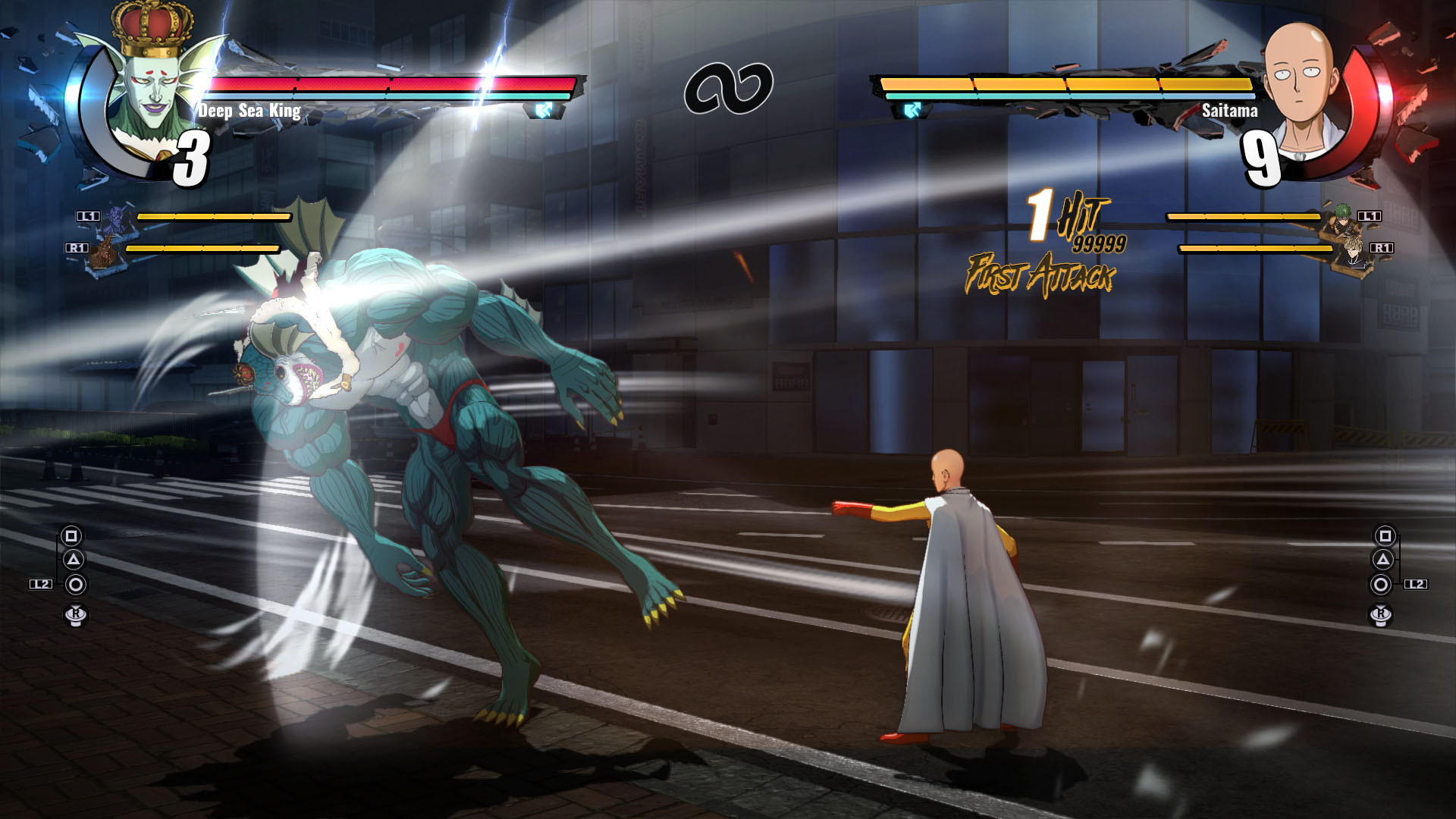 ONE PUNCH MAN: A Hero Nobody Knows (Steam key) -- RU