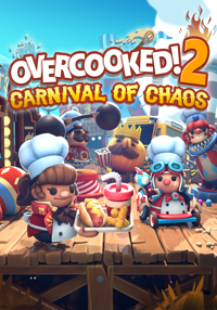 Overcooked! 2: Carnival of Chaos (Steam key) -- RU