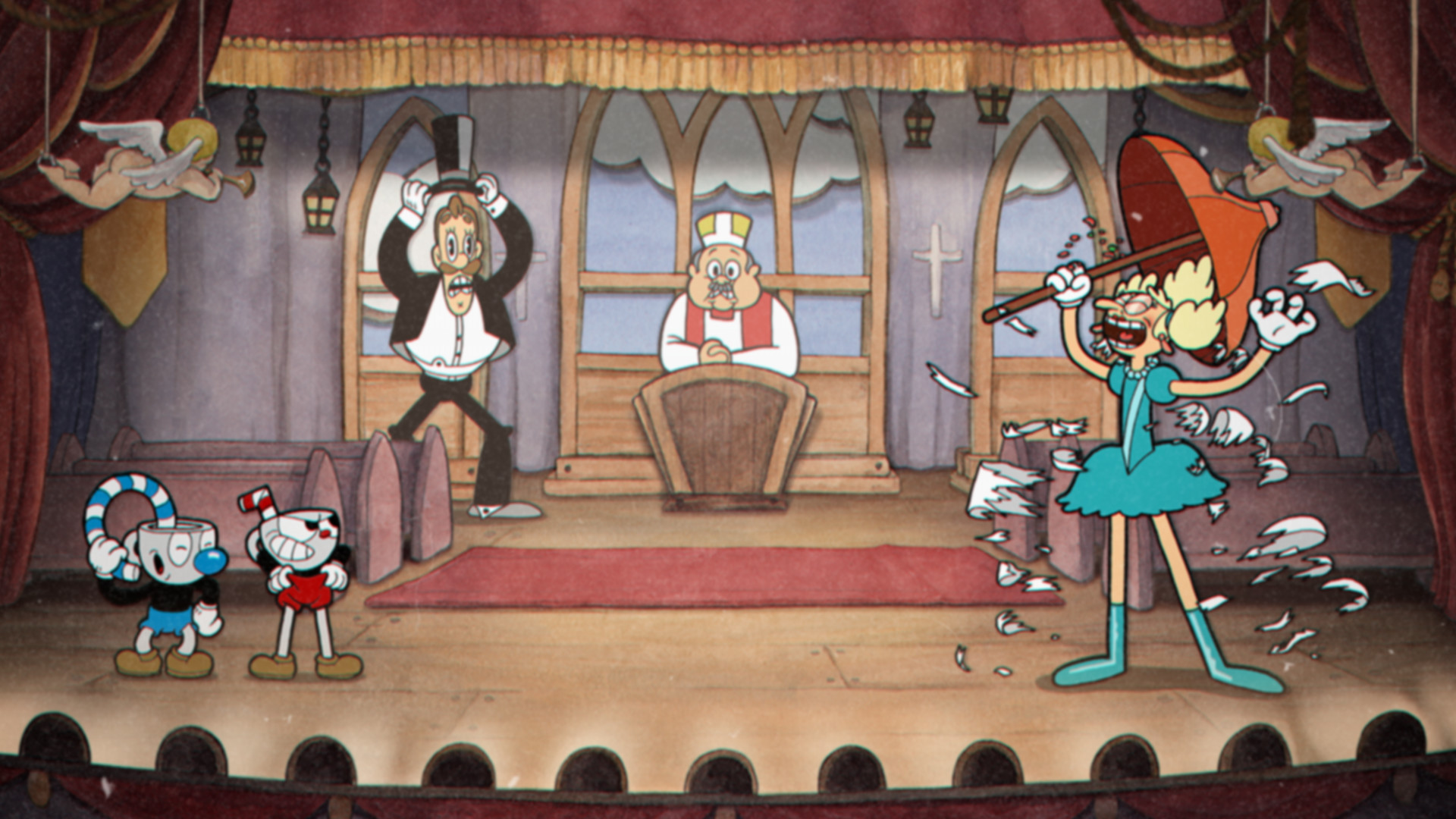 Cuphead (Xbox One/Windows 10)