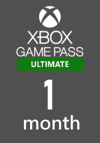 Xbox Game Pass Ultimate 1 Month -- RU