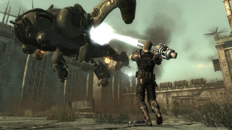 Fallout 3: Broken Steel (Steam key) -- RU